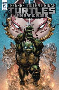 [Teenage Mutant Ninja Turtles: Universe #25 (Cover A Williams) (Product Image)]