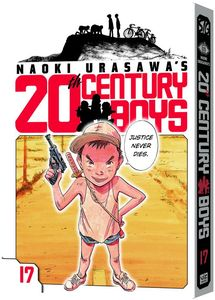 [20th Century Boys: Volume 17 (Product Image)]