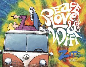 [Peace, Love & Wi-Fi: A Zits Treasury (Product Image)]