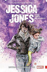 [Jessica Jones: Volume 3: Return Of The Purple Man (Product Image)]