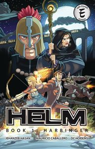 [Helm: Volume 1: Harbinger (Product Image)]