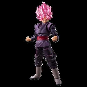 [Dragon Ball Super: S.H. Figuarts Action Figure: Goku Black (Super Saiyan Rose) (Product Image)]