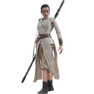 [Star Wars: The Force Awakens: Deluxe Action Figure: Rey (Product Image)]