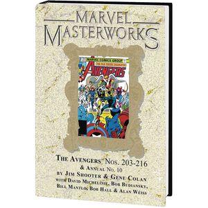 [Marvel Masterworks: Avengers: Volume 20 (DM Variant Edition 289 Hardcover) (Product Image)]