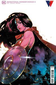[Sensational Wonder Woman #5 (Dike Ruan Cardstock Variant) (Product Image)]