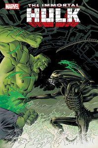 [Immortal Hulk #43 (Shalvey Marvel Vs Alien Variant) (Product Image)]