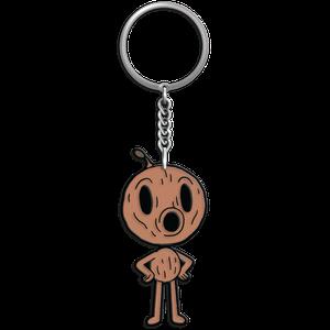 [Hilda: Enamel Keychain: Wood Man (Product Image)]