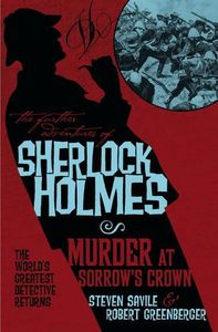 [Further Adventures Of Sherlock Holmes: Murder At Sorrow's Crown (Product Image)]
