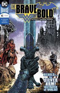 [Brave & The Bold: Batman & Wonder Woman #4 (Product Image)]