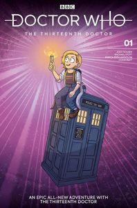 [Doctor Who: The 13th Doctor #1 (Cover G - Graley) (Product Image)]
