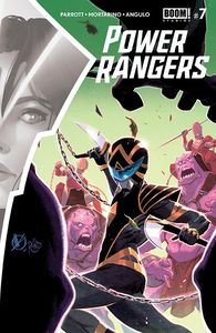 [Power Rangers #7 (Cover A Scalera) (Product Image)]