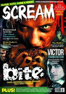 [Scream Magazine #34 (Product Image)]