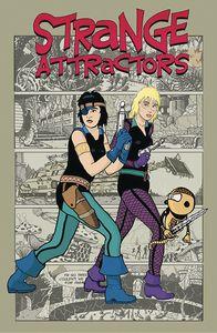 [Strange Attractors: It's Alive #3 (Cover A Michael Cohen) (Product Image)]
