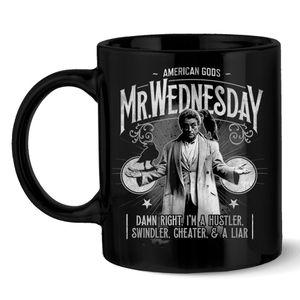 [American Gods: Mug: Mr Wednesday (Product Image)]