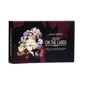 [Agatha Christie's Death On The Cards (Product Image)]