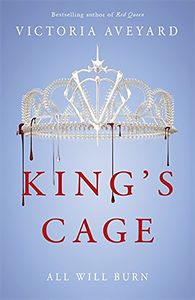 [Red Queen: Book 3: King's Cage (Product Image)]
