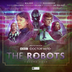 [Doctor Who: The Robots: Volume 4 (Product Image)]