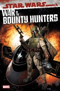 [Star Wars: War Of The Bounty Hunters #1 (Product Image)]