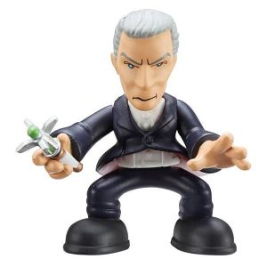 [Doctor Who: Time Squad: Series 1 Action Figures: 12th Doctor (Product Image)]