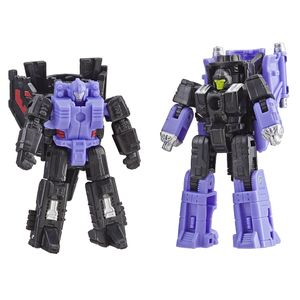 [Transformers: War For Cybertron: Siege Micromasters Action Figure 2-Pack: Airstrike Patrol (Product Image)]