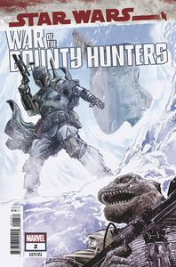 [Star Wars: War Of The Bounty Hunters #2 (Checchetto Variant) (Product Image)]
