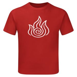 [Avatar The Last Airbender: Children's T-Shirt: Fire Element (Product Image)]