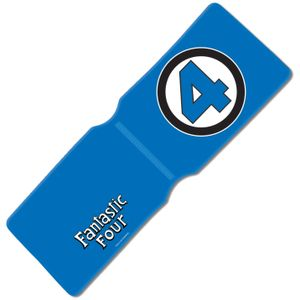 [Marvel: Travel Pass Holder: Fantastic Four Logo (Product Image)]