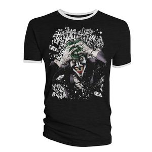 [Batman: T-Shirt: The Killing Joke By Brian Bolland (Product Image)]