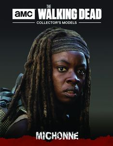 [The Walking Dead: Figure Collection Magazine #34: Michonne (Product Image)]