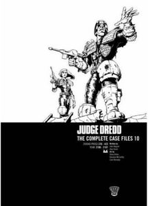 [2000AD: Judge Dredd: Complete Case Files: Volume 10 (Product Image)]