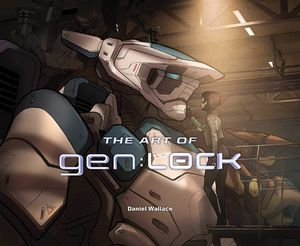 [The Art Of Gen: Lock (Hardcover) (Product Image)]