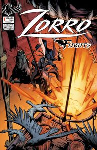 [Zorro: Flights #1 (Cover C Limited Edition Photo) (Product Image)]