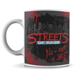 [Streets Of Rage: Mug: Bare Knuckle (Product Image)]