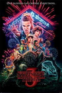 [Stranger Things: Poster: Summer Of 85 (Product Image)]