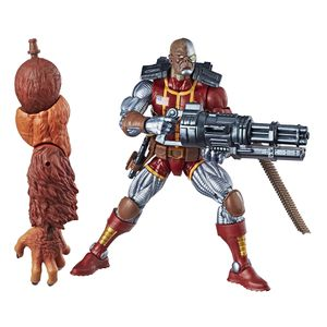 [Deadpool: Marvel Legends Action Figure: Deathlok (Product Image)]