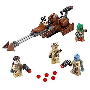 [Star Wars: Lego: Rebel Alliance Battle Pack (Product Image)]