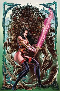 [Grimm Fairy Tales #35 (Cover B White) (Product Image)]