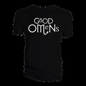 [Good Omens: T-Shirt: Logo (Product Image)]