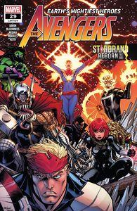 [Avengers #29 (Product Image)]