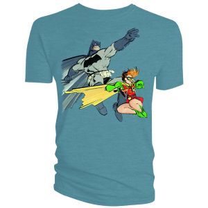 [Batman: T-Shirts: Batman & Robin By Frank Miller (Product Image)]