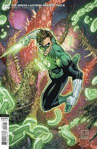 [Green Lantern: Season 2 #6 (Tony Daniel Variant) (Product Image)]