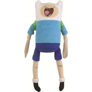 [Adventure Time: Pull String Plush With Sound: Finn (Product Image)]