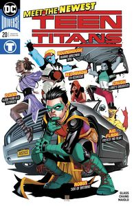 [Teen Titans #20 (Product Image)]