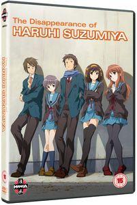 [Disappearance Of Haruhi Suzimiya (Product Image)]