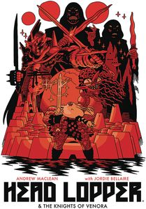 [Head Lopper: Volume 3: Knights Of Venora (Product Image)]