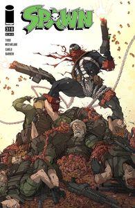 [Spawn #318 (Cover A Revolver) (Product Image)]