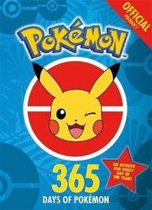 [The Official Pokemon 365 Days Of Pokemon (Product Image)]