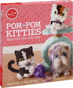 [Pom-Pom Kitties (Product Image)]
