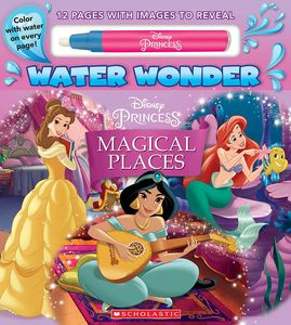 [Disney Princess: Water Wonder: Magical Places (Product Image)]
