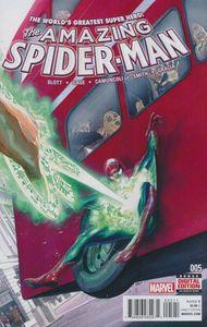 [Amazing Spider-Man #5 (Product Image)]